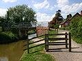 Bridge 63, Stratford-upon-Avon Canal, Bishopton Lane - geograph.org.uk - 1884561.jpg