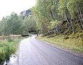 Bridge over Allt na h'Imrich - geograph.org.uk - 1550842.jpg