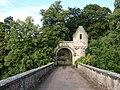 Bridge over Clyde to Milton-Lockhart grounds - geograph.org.uk - 528048.jpg