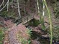 Bridge over Harsondale Burn - geograph.org.uk - 614924.jpg
