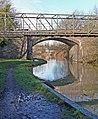 Bridges across the Ashby Canal - geograph.org.uk - 659634.jpg