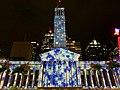 Brisbane City Hall light projection show 2018, 08.jpg