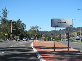 Ferny Grove, Queensland Suburb of Brisbane, Queensland, Australia