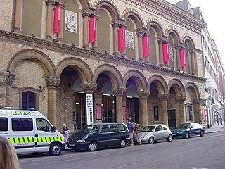 Colston Hall Concert hall in Bristol, England