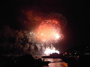 British Firework Championships - British Firework Championships in Plymouth