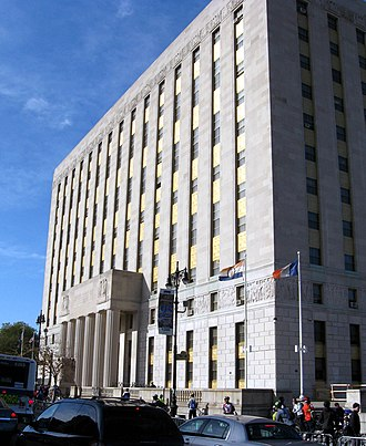 Bronx County Courthouse - Image: Bronx County Court jeh