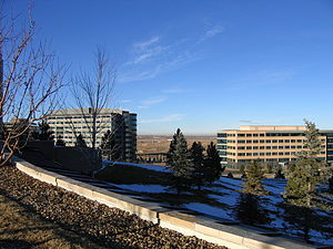 Broomfield, Colorado - Image: Broomfield colorado interlocken offices