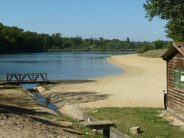 L'étang Vallier