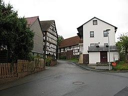 Brunnenstraße in Burgwald