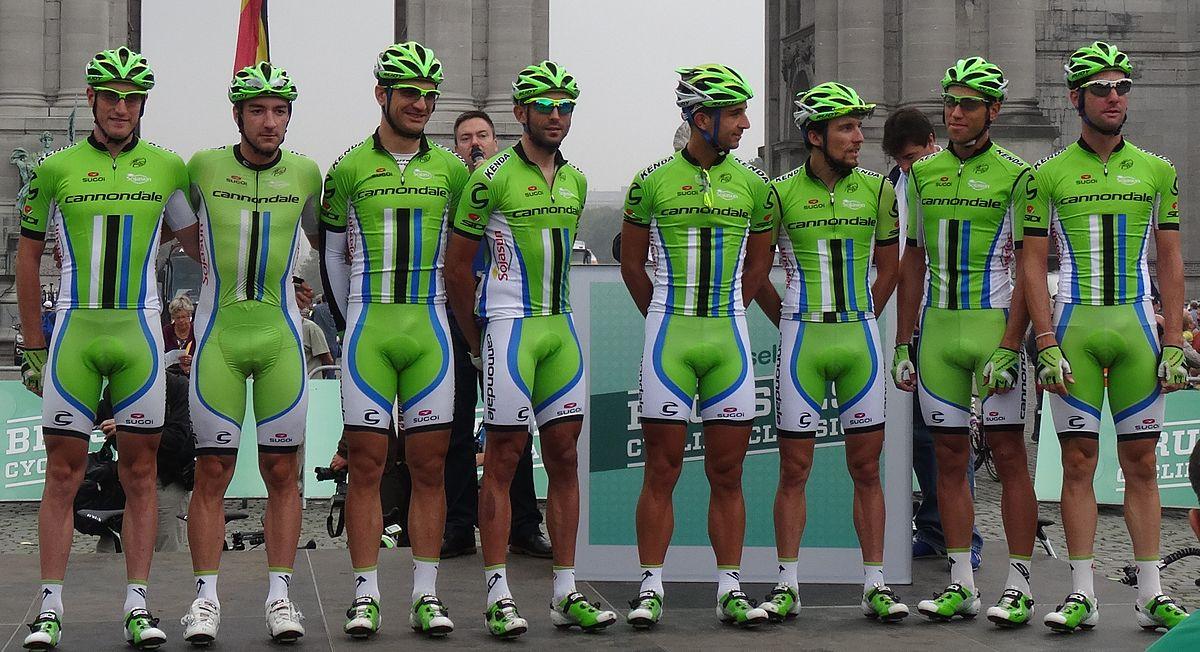Cannondale equipo ciclista wikipedia la enciclopedia for Equipos de ciclismo