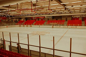 Odense Isstadion - Image: Bryggeriet Vestfyens arena