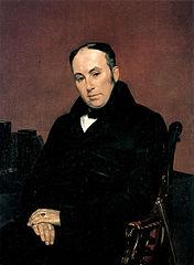 портрет поэта В. А. Жуковского