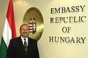 Budapest, Nanovfszky György a Magyar Köztársaság nagykövete.jpg