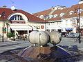 Budapest Stone Balls III. Puskás Ocsi ter.JPG