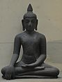 Buddha - Bronze - Circa 13th-15th Century AD - Nagapattinam - Tamil Nadu - Bronze Gallery - Indian Museum - Kolkata 2012-12-21 2401.JPG