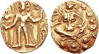 Budhagupta - Image: Budhagupta in Malwa Circa 476 495 CE