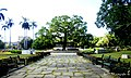 Buen empedrado el del Parque de la Fraternidad de La Habana - panoramio.jpg