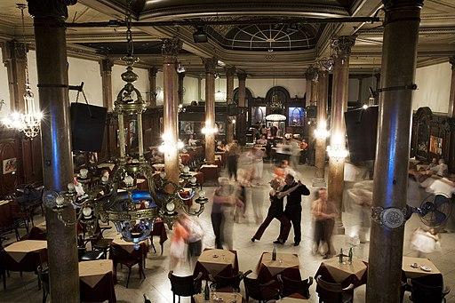 Buenos Aires - Classic tango dance ballroom - 6334
