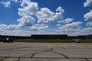 National Register of Historic Places listings in Dodge County, Wisconsin - Image: Buildings at Dodge Correctional Institution