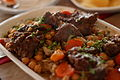Bulls neck with chickpeas and cabbage (5838024622).jpg