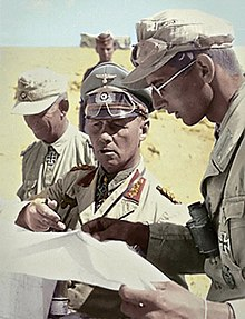 Bundesarchiv Bild 101I-785-0287-08, Rommel with his aides Recolored.jpg