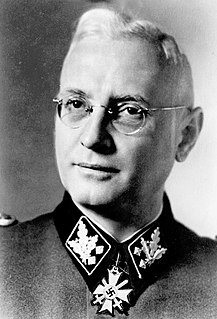 Hans Jüttner German Nazi politician