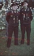 Bundesarchiv N 1603 Bild-037, Rumänien, Marine-Filmberichter Grund, Kamerad
