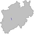 Bundesautobahn 535 Verlauf.png