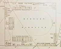 Burnley Barracks - 1851 OS.jpg