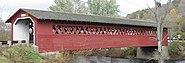 Burt Henry Covered Bridge