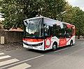 Bus Colibri (Isuzu), rue de la Gare (Saint-Maurice-de-Beynost) en septembre 2019 (1).jpg