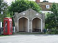 Bus Shelter Or Market Cross ^ - geograph.org.uk - 542155.jpg