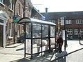 Bus shelter by Lloyds TSB - geograph.org.uk - 834782.jpg