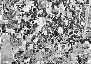 Bushnell Army Airfield - Florida