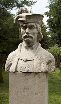 Bust of Ádám Béri Balogh.jpg