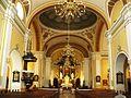 Bydgoszcz-kościół parafialny NSPJ,wnętrze świątyni.JPG