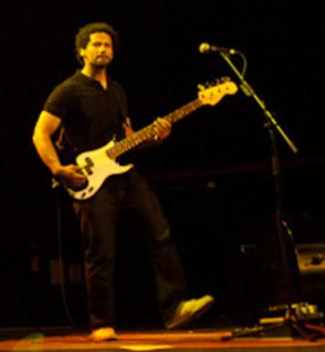 Byron Luiters Australian musician