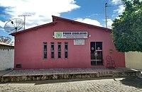 Câmara Municipal de Marcelino Vieira, sede do poder legislativo.