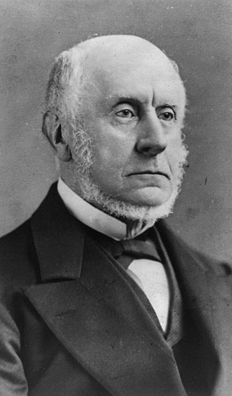Charles Francis Adams Sr. - Image: C. F. Adams Warren. LCCN2013651550 (cropped)