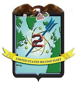 United States Second Fleet - caption= Second Fleet emblem