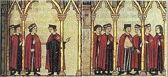 Order of Saint Mary of Spain - Image: CABALLEROS DE LA ORDEN