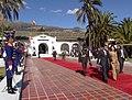 CEREMONIA DE DESPEDIDA A PRESIDENTE RAFAEL CORREA, CANCILLER MARIA FERNANDA ESPINOSA Y COMITIVA OFICIAL. MRECI. 19.09.07 (1408286466).jpg