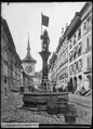 CH-NB - Bern, Zähringerbrunnen, vue d'ensemble - Collection Max van Berchem - EAD-6625.tif