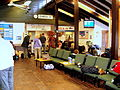 CHECK IN AT ST MARYS AIRPORT ISLES OF SCILLY SEP 2010 (4964888246).jpg
