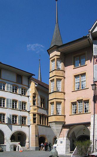 Seeland (Switzerland) - Image: CH Biel Altstadt 6