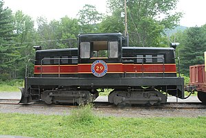 Catskill Mountain Railroad - No. 29