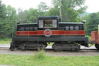 Catskill Mountain Railroad - No. 29