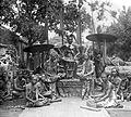 COLLECTIE TROPENMUSEUM Tempelfeest op Bali TMnr 10001191.jpg