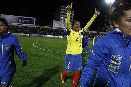 "COPA AMERICA FEMENINA DE FUTBOL ""ECUADOR 2014"" (15026217537).jpg"