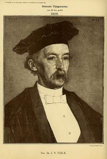 Cornelis Tiele Dutch theologian